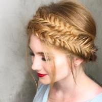 10 Braided Hairstyles for Long Hair  Weddings, Festivals ...