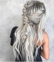 braided hairstyles long