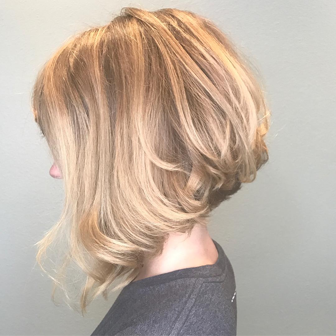 10 Beautiful Medium Bob Haircuts Edgy Looks Shoulder