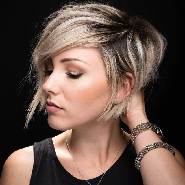 10 latest pixie haircut designs for women - short hairstyles