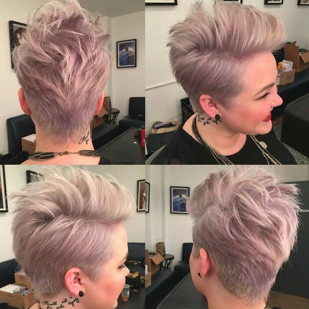 10 Short Haircuts For Fine Hair 2019 Great Looks From