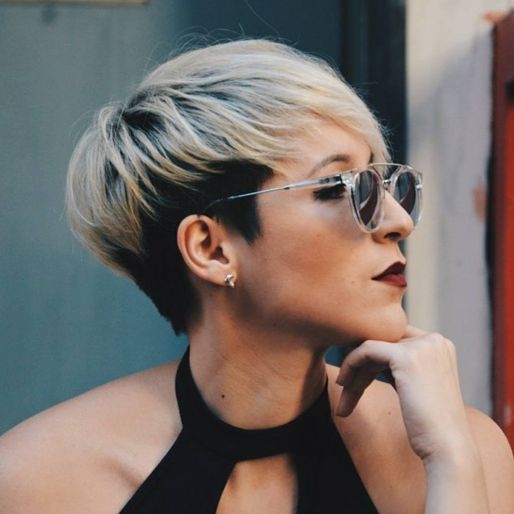 10 Short Hairstyles for Women Over 40  Pixie Haircuts 2019
