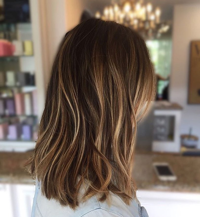 10 Everyday Medium Hairstyles for Thick Hair 2019 Easy