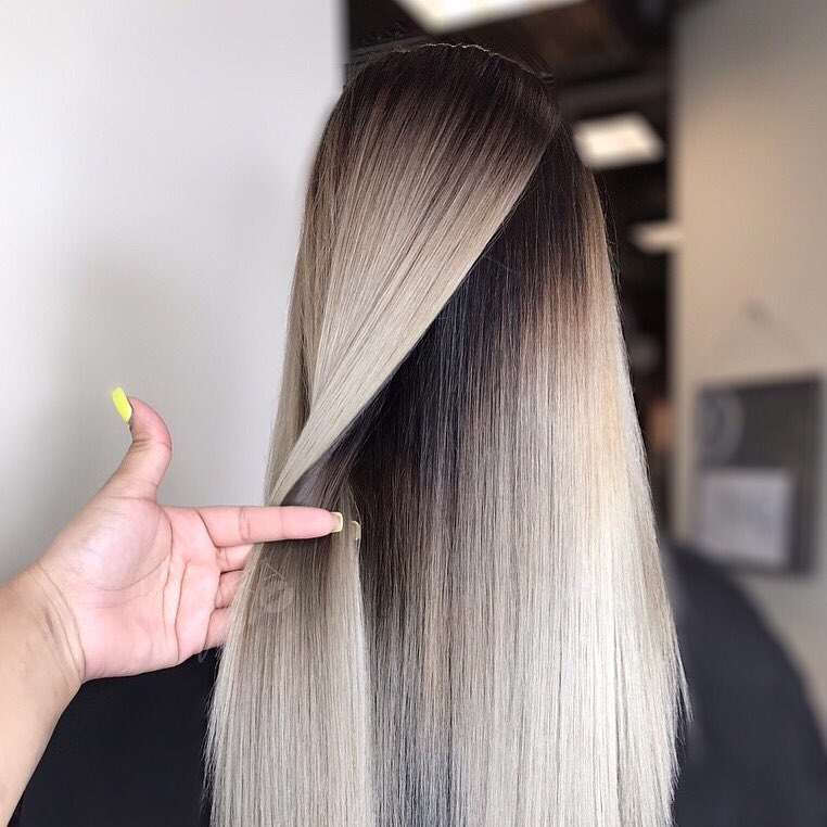10 Best Long Hairstyles With Straight Hair Women Long
