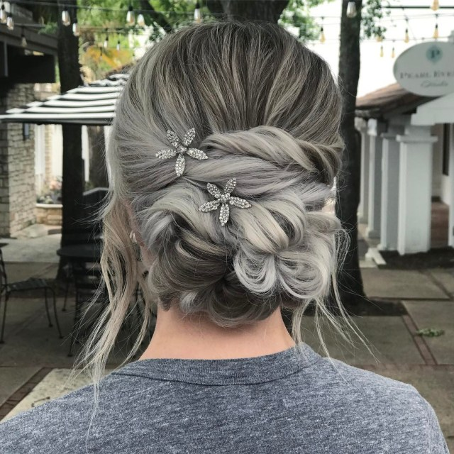 10 new prom updo hair styles 2019 - gorgeously creative new