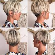 latest pixie haircut women
