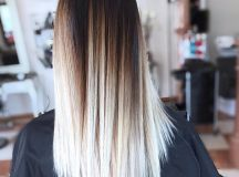 Trendy Hair Color Designs for Medium Length Hair, Medium Hairstyle Ideas