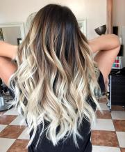 medium length hair color ideas