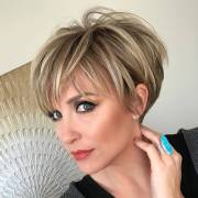 long pixie haircuts women
