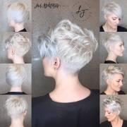 messy hairstyles short hair