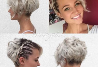 10 Messy Hairstyles for Short Hair – Cut & Color Update