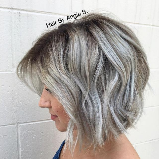 10 ash blonde hairstyles for all skin tones 2020