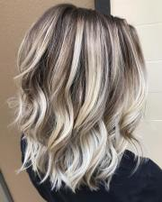 ash blonde hairstyles