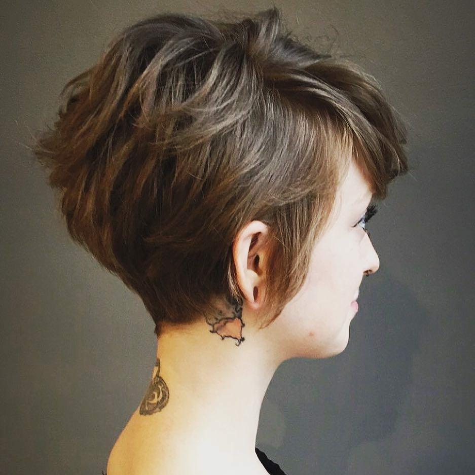 Fantastic! 10 Highly Stylish Short Hairstyle For Women
