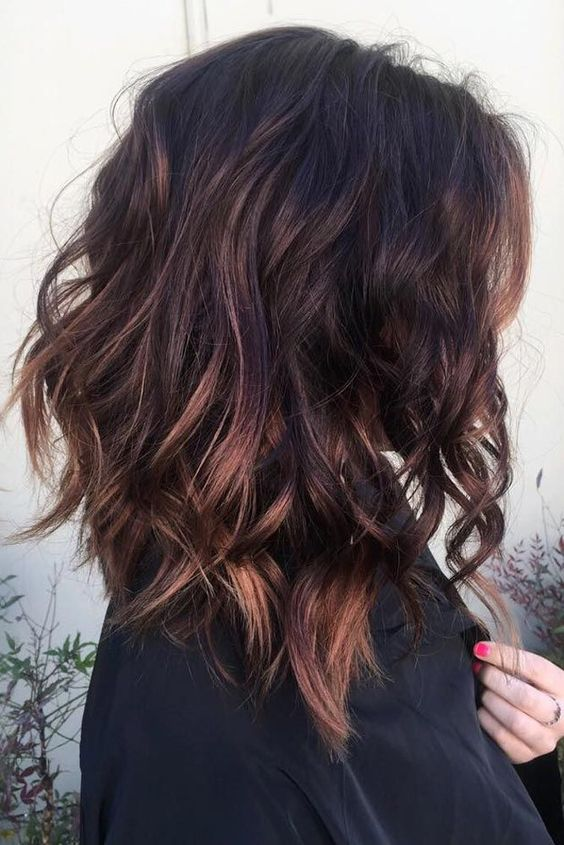 Marvelous! 10 Messy Medium Hairstyles For Thick Hair