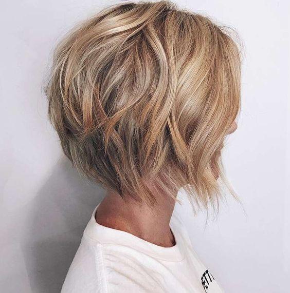 Shocking! 10 Ultra-Mod Short Bob Haircut For Women