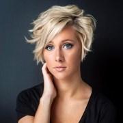 short shag hairstyles women