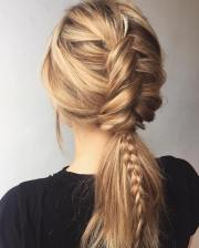 ultra ponytail braided hairstyles