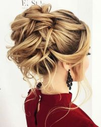 10 Updos for Medium Length Hair from Top Salon Stylists