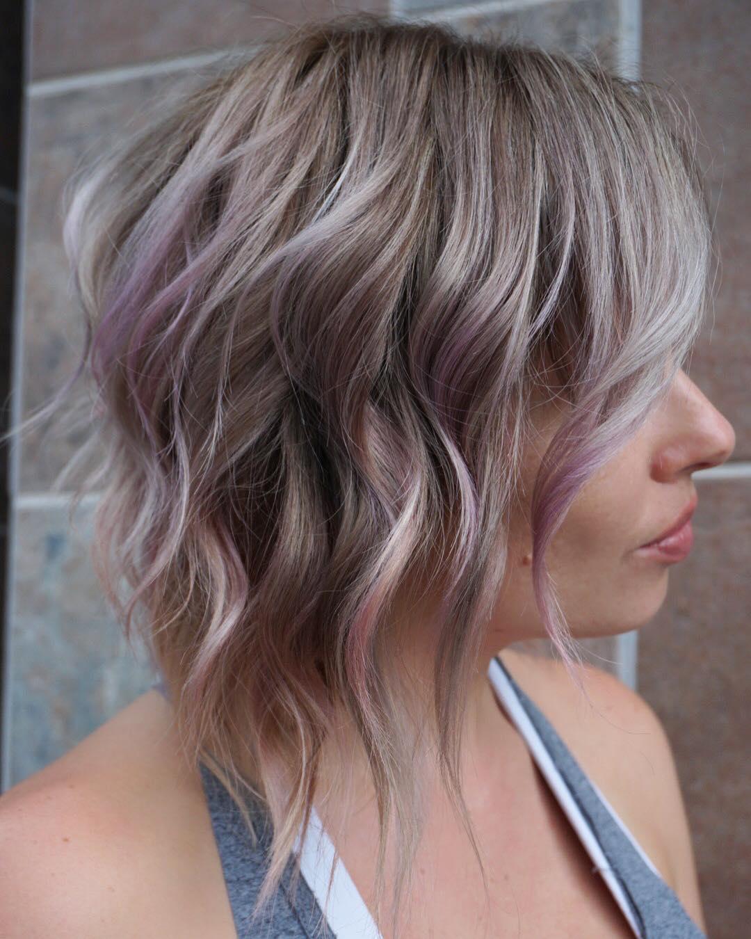 10 Balayage Hair Styles For Medium Length Hair 2019