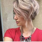 short hairstyles thick