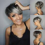 edgy pixie haircuts women