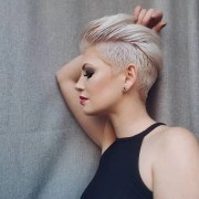 edgy pixie haircuts women