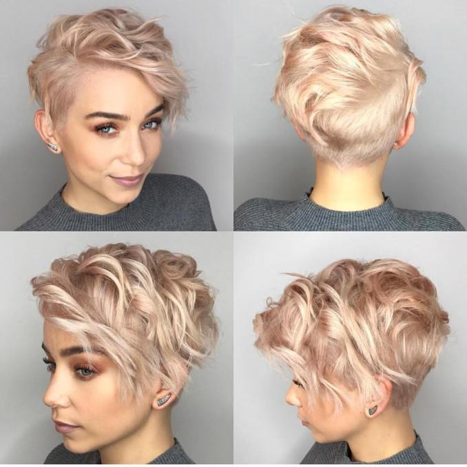 Image Result For Haircuts Short In Back Long In Front