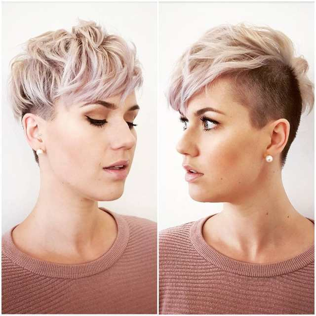 10 beautiful asymmetrical short pixie haircuts & hairstyles