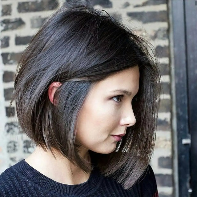 top 10 low-maintenance short bob cuts for thick hair, short