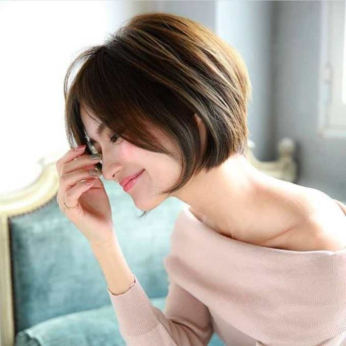10 cute short hairstyles and haircuts for young girls, short