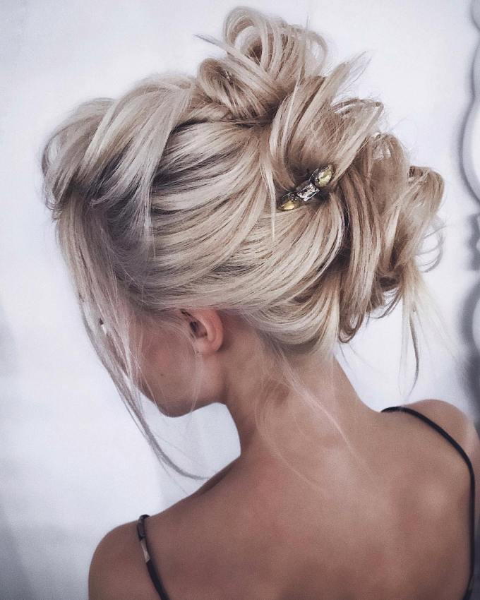 most popular prom updos for long hair, updo hairstyle ideas