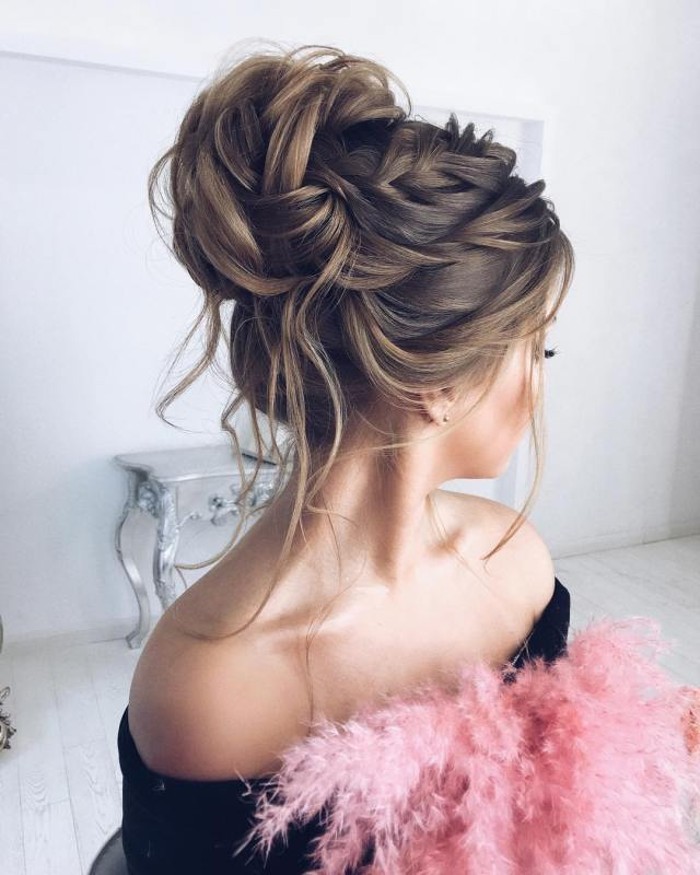 10 gorgeous prom updos for long hair, prom updo hairstyles 2019