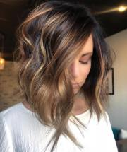 trendy ombre and balayage hairstyles
