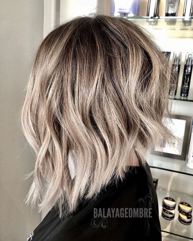 10 trendy ombre and balayage hairstyles for shoulder length