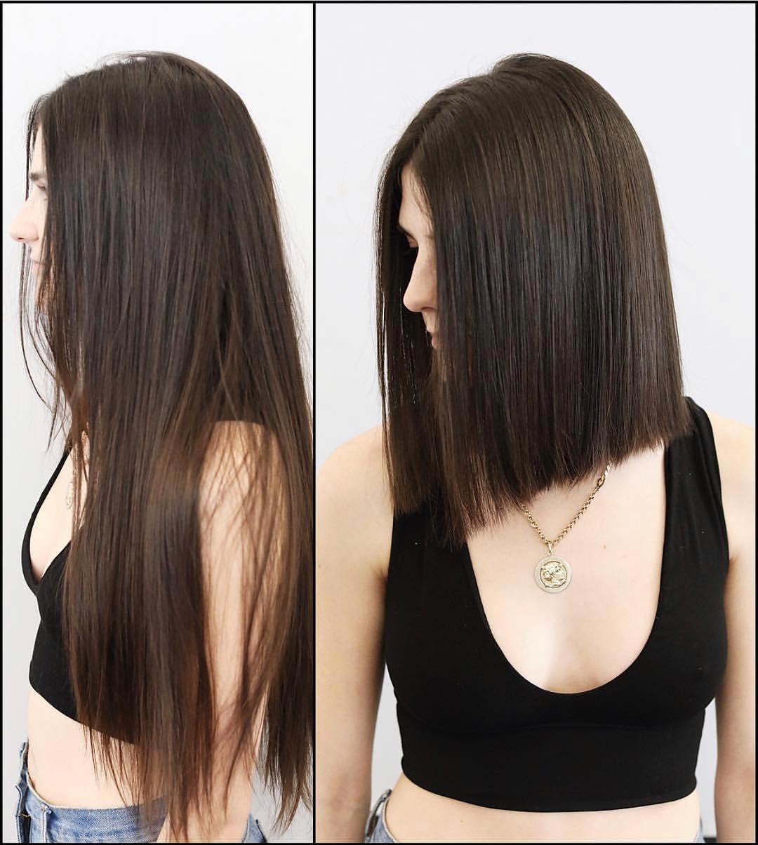 10 Stylish Lob Hairstyle Ideas Best Shoulder Length Hair
