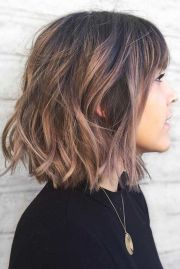 cute short haircuts with subtle