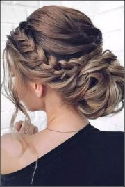 pretty easy prom hairstyles