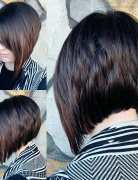 Easy Short Bob Haircut with Straight Hair - Short Straight Hairstyles for Women
