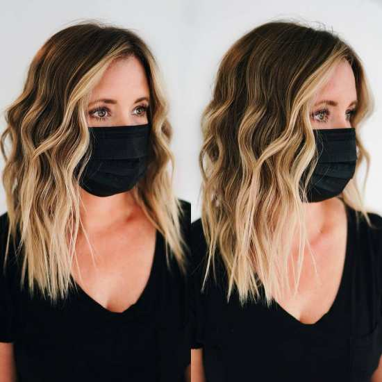 Lob Hairstyles for Thick Wavy Hair - Women Lob Hairstyles and Haircuts in 2021