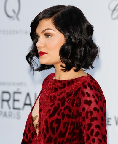 Jessie J Short Hairstyles PoPular Haircuts
