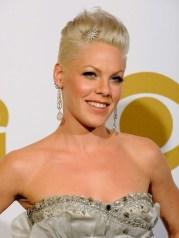 pink short hairstyles - popular