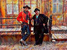 Joey Dillon & Pop Haydn