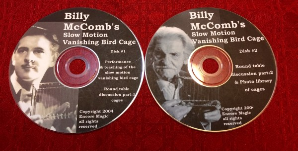 BirdCage DVDs