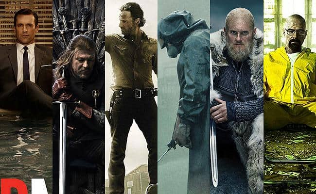Die besten 2010er Jahre Serien