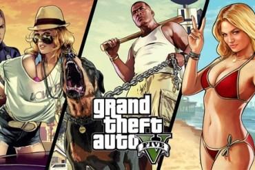 GTA V Bild Trailer