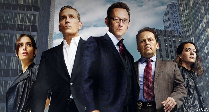 Person of Interest Serien-Poster