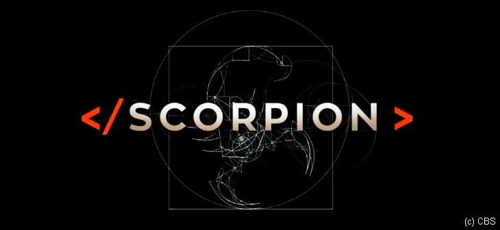 Scorpion | (c) CBS