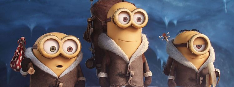 """Filmposter """"Minions"""""""