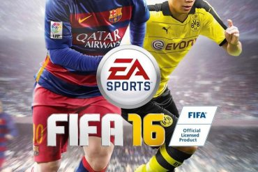 Fifa 16 Poster
